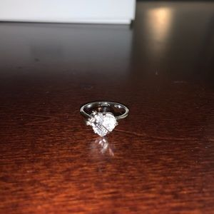 Juicy Couture silver ring